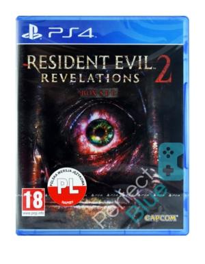 Gra PS4 Resident Evil Revelations 2 PL + DLC