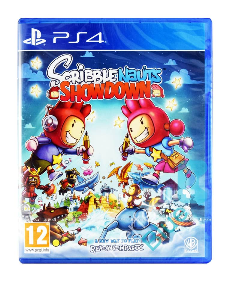 Gra PS4 Scribblenauts Showdown