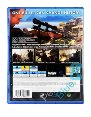 Gra PS4 Sniper Elite 4 Italia