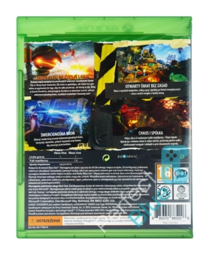 Gra Xbox One Sunset Overdrive PL
