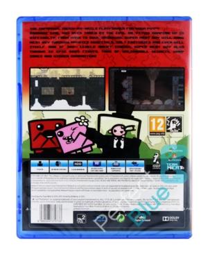 Gra PS4 Super Meat Boy