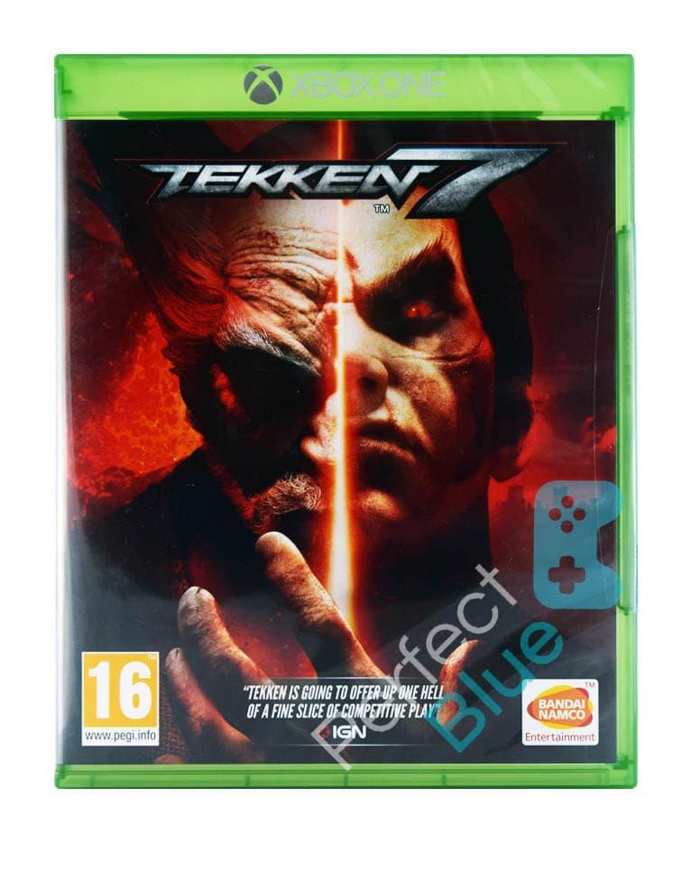 Gra Xbox One Tekken 7