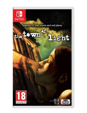 Gra Nintendo Switch The Town of Light