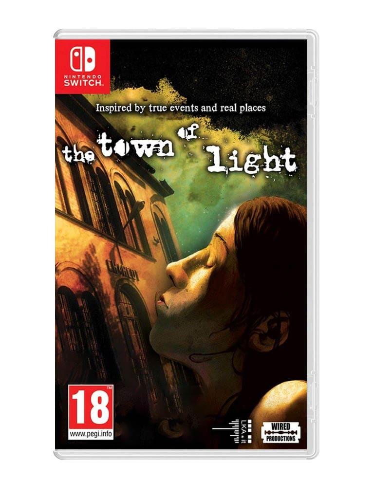Gra Nintendo Switch The Town of Light