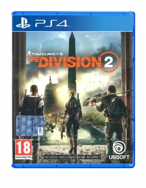 Gra PS4 Tom Clancy's The Division 2 PL