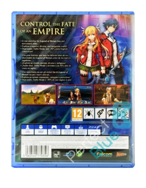 Gra PS4 The Legend of Heroes Trails of Cold Steel