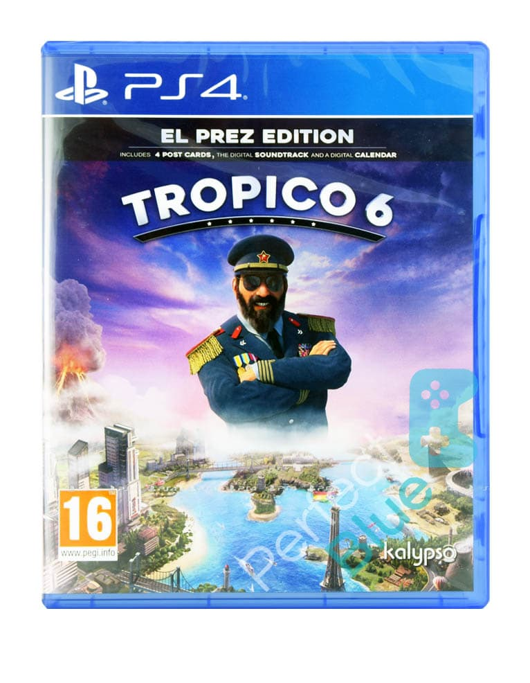 Gra PS4 Tropico 6 El Prez Edition / Już Dostępne!