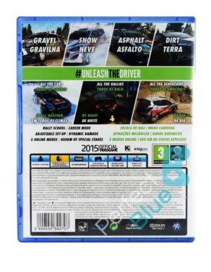Gra PS4 WRC 5