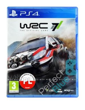 Gra PS4 WRC 7