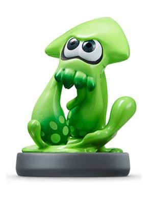 Figurka Amiibo Splatoon - Inkling Squid (Zielony) Calamar Inkling