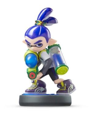 Figurka Amiibo Splatoon - Inkling Boy (Blue)