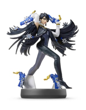 Figurka Amiibo - Super Smash Bros. Collection - Bayonetta No. 61
