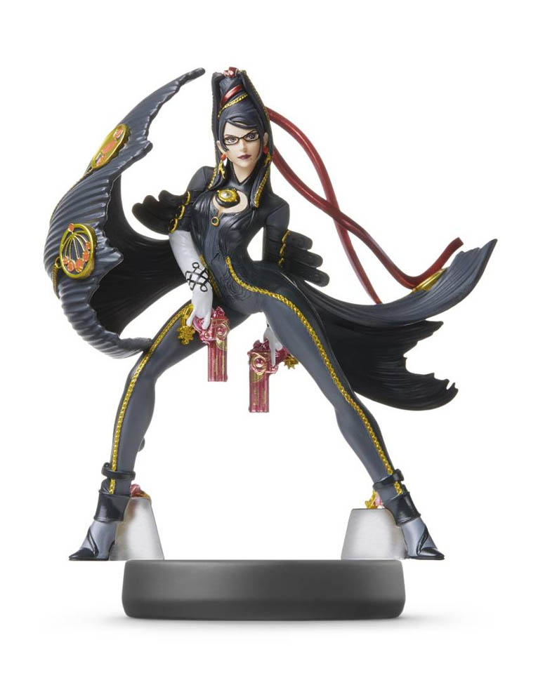 Figurka Amiibo - Super Smash Bros. Collection - Bayonetta No. 62