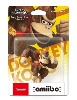 Figurka Amiibo - Super Smash Bros. Collection - Donkey Kong No. 4