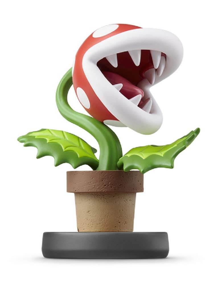 Figurka Amiibo Super Smash Bros. Piranha Plant 66