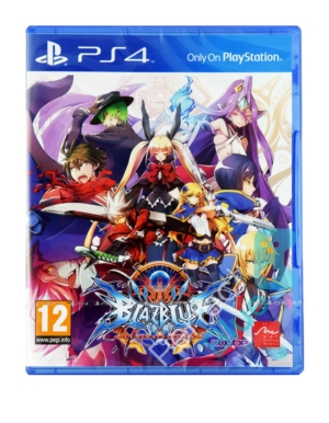 Gra PS4 BlazBlue Central Fiction