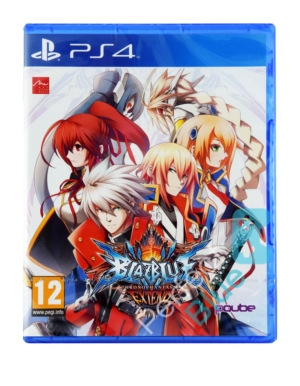 Gra PS4 BlazBlue Chrono Phantasma Extend