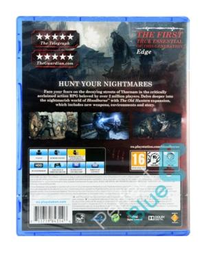 Gra PS4 Bloodborne GOTY Edycja Game of the Year