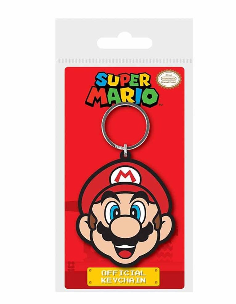 Gadżet Brelok Super Mario - Mario