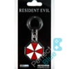 Gadżet Metalowy Brelok - Resident Evil - Umbrella