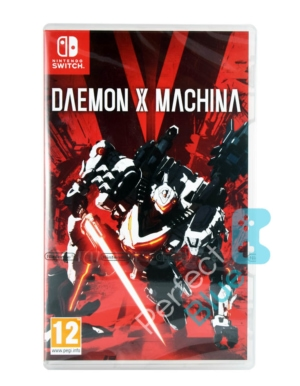 Gra Nintendo Switch Daemon X Machina + Gratisy