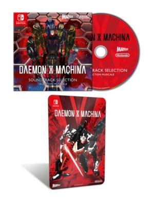 Gra Nintendo Switch Daemon X Machina + Gratisy