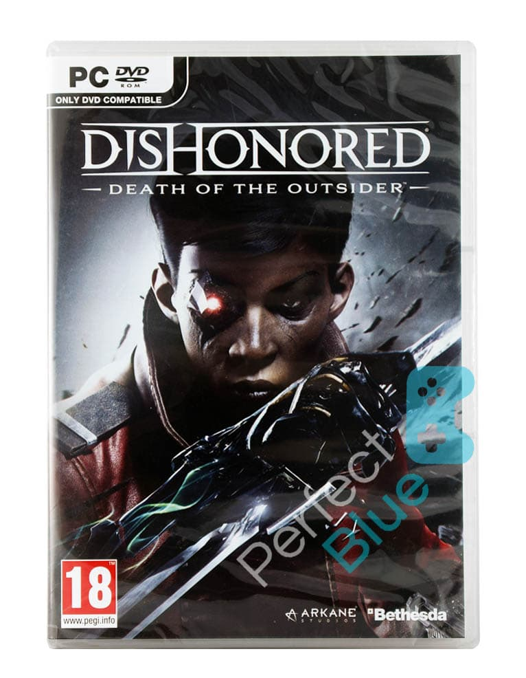 Gra PC Dishonored Death of the Outsider