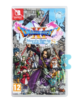 Gra Nintendo Switch Dragon Quest XI S: Echoes of an Elusive Age Definitive Edition