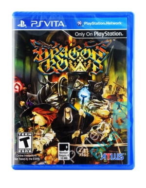 Gra PS Vita Dragon's Crown