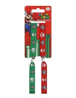 Gadżet Festiwalowe Opaski Super Mario