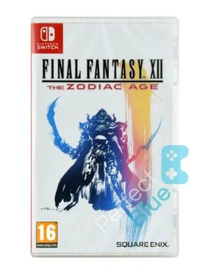 Gra Nintendo Switch Final Fantasy XII The Zodiac Age