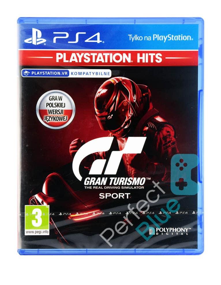 Gra PS4, PS4 VR Gran Turismo Sport