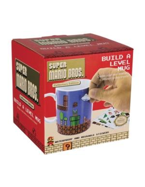 Gadżet Kubek Super Mario Bros. - Zbuduj Swój Własny Level