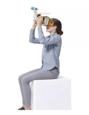 Labo VR Kit Nintendo Switch - kompletny zestaw