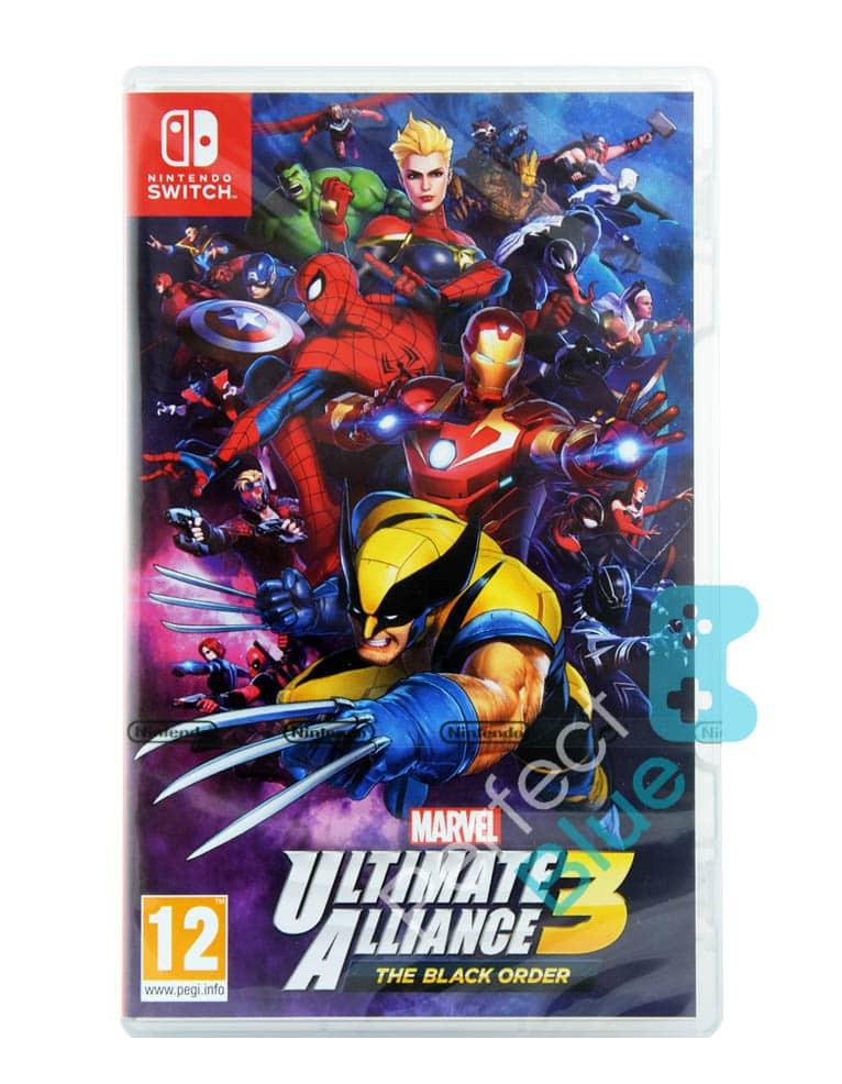 Gra Nintendo Switch Marvel Ultimate Alliance 3: The Black Order + Gratisy
