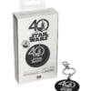 Gadżet Metalowy Brelok - Star Wars - 40th Anniversary Limited Edition