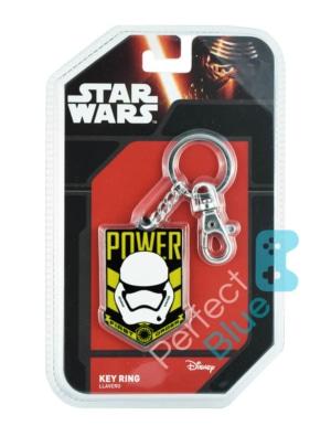 Gadżet Metalowy Brelok - Star Wars Power - First Order