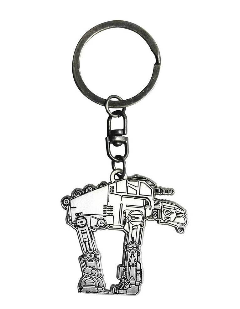 Gadżet Metalowy Brelok - Star Wars - Robot Bojowy ATM6