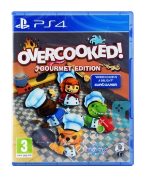 Gra PS4 Overcooked Gourmet Edition