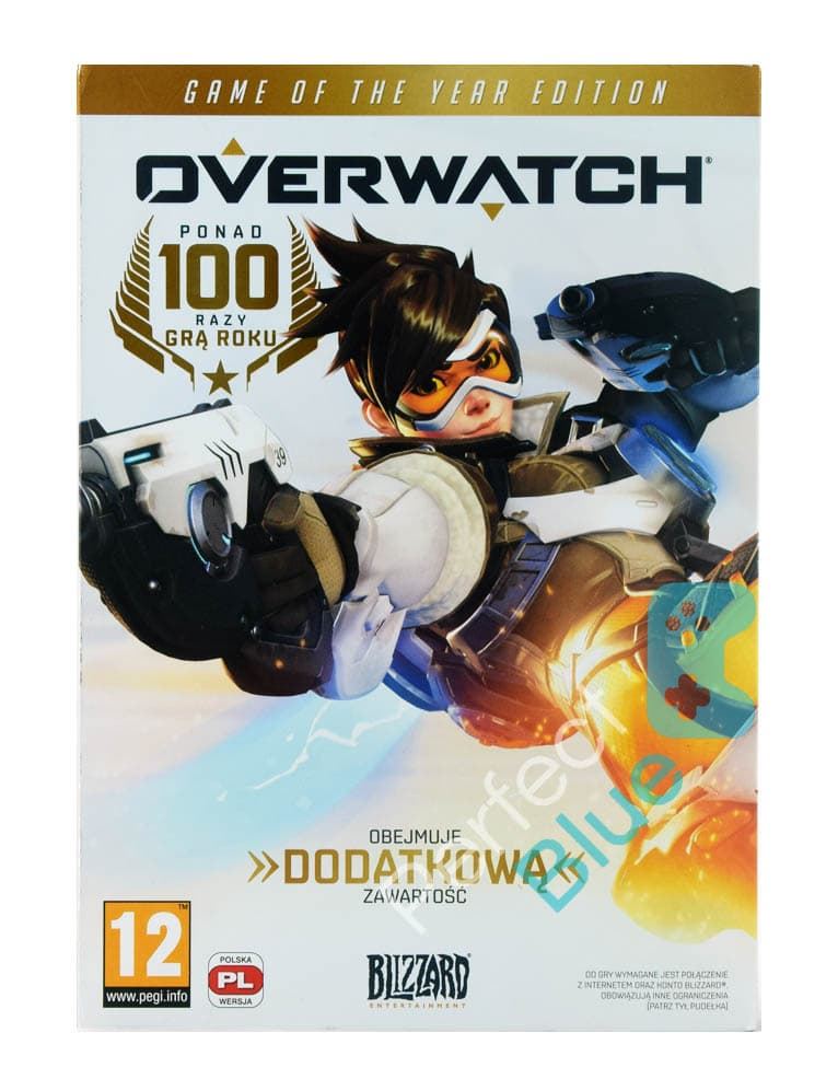 Gra PC Overwatch Game Of The Year Edition