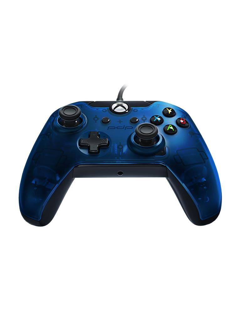 PDP Pad Kontroler Przewodowy - Xbox One / PC - Niebieski