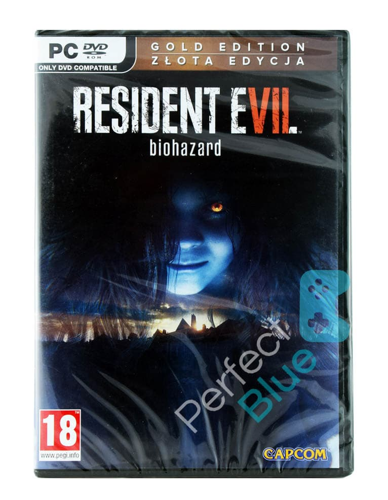Gra PC Resident Evil VII Biohazard 7 Edycja GOLD