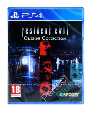 Gra PS4 Resident Evil Origins Collection