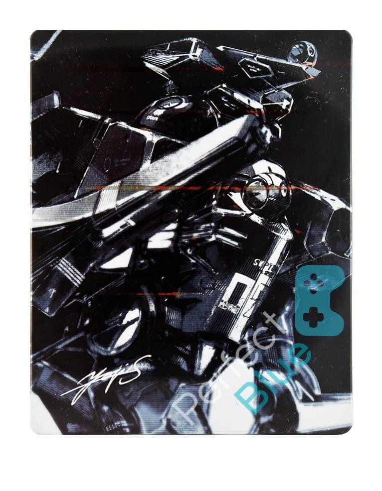 Kolekcjonerski Steelbook Left Alive