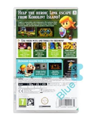 Gra Nintendo Switch The Legend of Zelda Links Awakening + 8 magnesów + ścierka do ekranu!