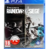 Gra PS4 Tom Clancy's Rainbow Six Siege