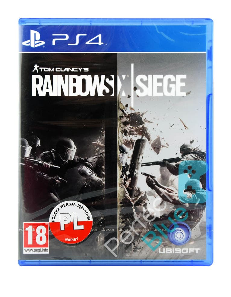 Gra PS4 Tom Clancy's Rainbow Six Siege