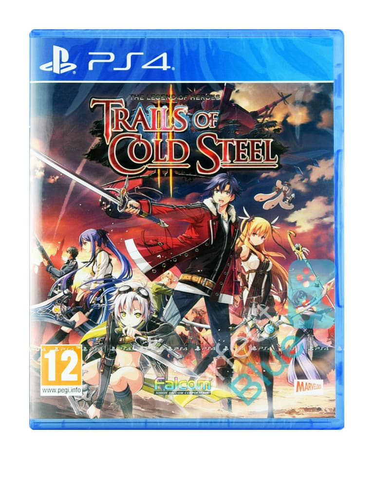 Gra PS4 The Legend of Heroes Trails of Cold Steel II