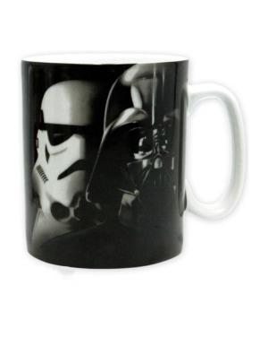 Gadżet Zestaw: Kubek Darth Vader / Szturmowiec + Brelok Szturmowiec + 2 Przypinki