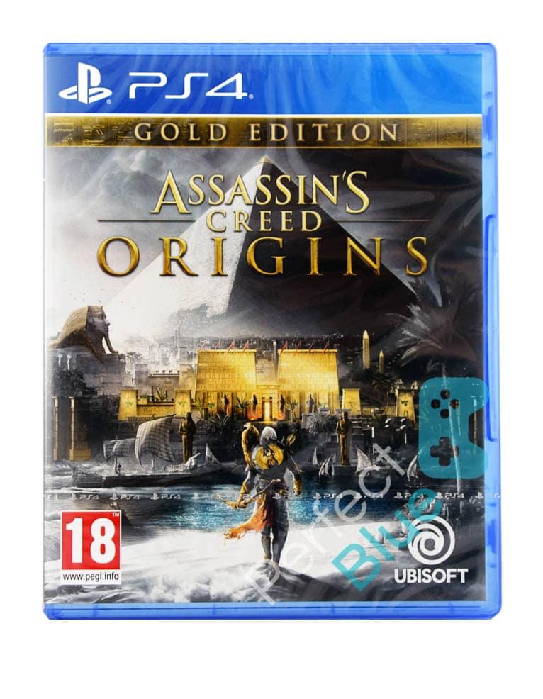 Gra PS4 Asassin's Creed Origins Gold Edition